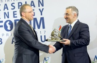 14th Caspian Energy Award ceremony and 2nd Caspian Business Award 2017_19