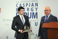 14th Caspian Energy Award ceremony and 2nd Caspian Business Award 2017_6