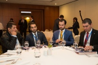Tbilisi  hosts 1st CEO Lunch on 29.09.2017_10