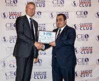8th CEO Lunch BAKU - 15.11.2017