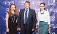 Baku hosts fifth CEO Lunch_16