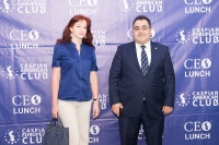 Baku hosts fifth CEO Lunch_8
