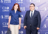 Baku hosts fifth CEO Lunch_9