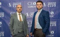Baku hosts fifth CEO Lunch 17.05.2017_3