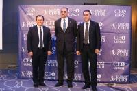 Baku hosts second CEO Lunch_2