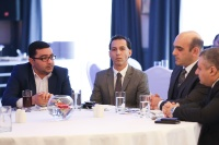 Baku hosts second CEO Lunch_5