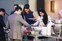 Baku hosts second CEO Lunch_9