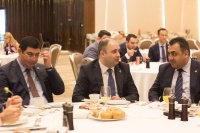 Baku hosts third CEO Lunch 19.04.2017_13