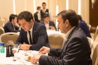 Baku hosts third CEO Lunch 19.04.2017_17