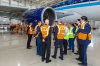 Business tour to the Heydar Aliyev International Airport 15.05.2019_10