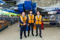Business tour to the Heydar Aliyev International Airport 15.05.2019_11