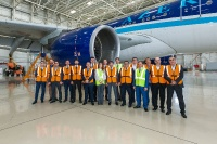 Business tour to the Heydar Aliyev International Airport 15.05.2019_12