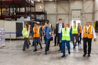 Business tour to the Heydar Aliyev International Airport 15.05.2019_16