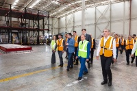 Business tour to the Heydar Aliyev International Airport 15.05.2019_17
