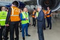 Business tour to the Heydar Aliyev International Airport 15.05.2019_1