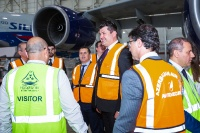 Business tour to the Heydar Aliyev International Airport 15.05.2019_3