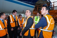 Business tour to the Heydar Aliyev International Airport 15.05.2019_5
