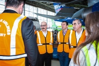 Business tour to the Heydar Aliyev International Airport 15.05.2019_6