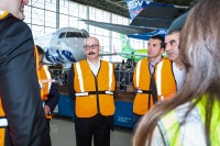 Business tour to the Heydar Aliyev International Airport 15.05.2019_7