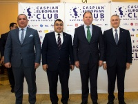 Caspian Ambassadors Club's traditional round table held_10