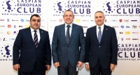 Caspian Ambassadors Club's traditional round table held_7