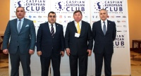 Caspian Ambassadors Club's traditional round table held_8