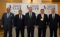 Caspian Ambassadors Club's traditional round table held_9