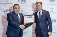 """CEO Lunch - General Director of SOCAR """"Azeriqaz"""" Production Union Ruslan Aliyev. 13.12.2019"""