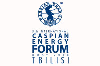 5th International Caspian Energy Forum Tbilisi- 08.05.2018