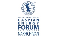 6th International Caspian Energy Forum Nakhchivan - 14.06.2018